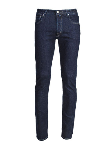 Jacob Cohen Denim Blue Comfort Jeans