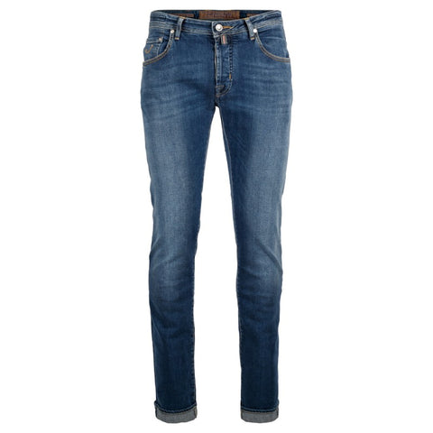 Jacob Cohen Denim Blue Comfort Limited Jeans