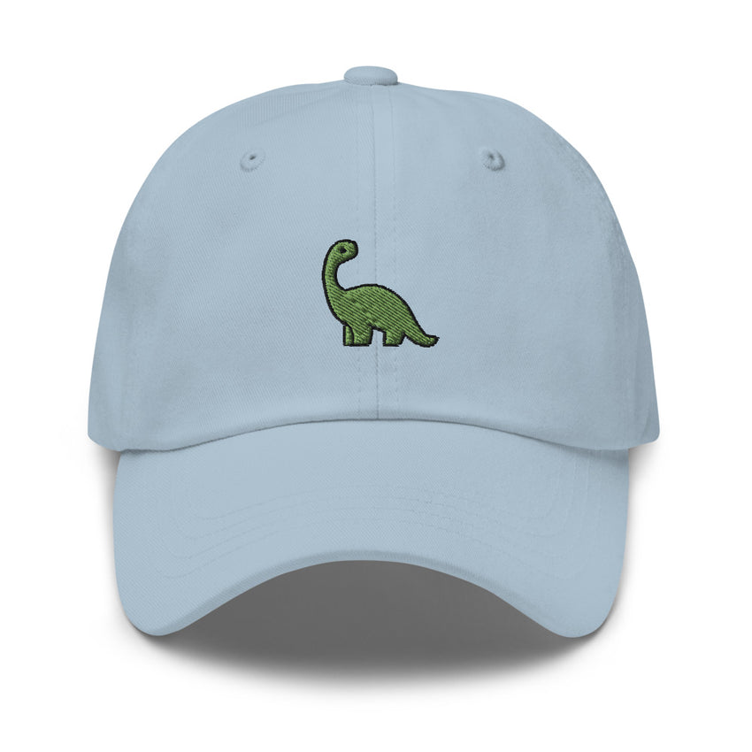 NEW green dinosaur dad hat