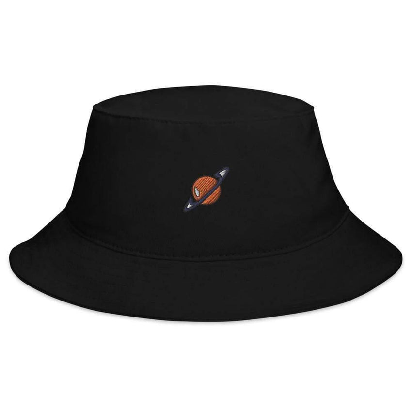 saturn squad bucket hat