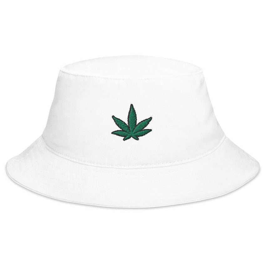 go green 420 bucket hat