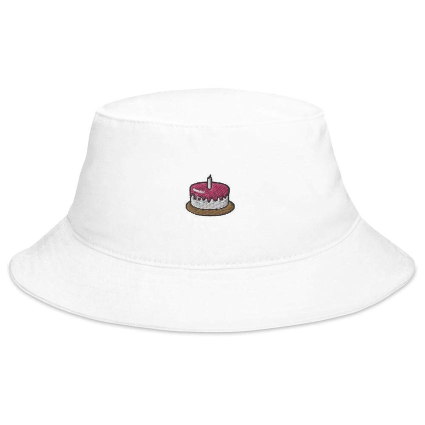 the cake is a lie bucket hat