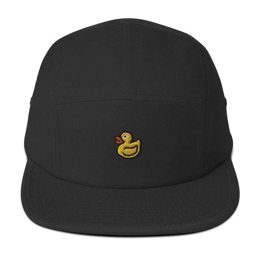 dadrack Camp Hat black rubber ducky camp hat