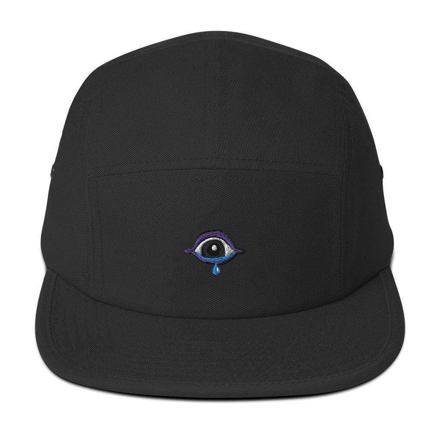 dadrack Camp Hat black sad cyclops camp hat