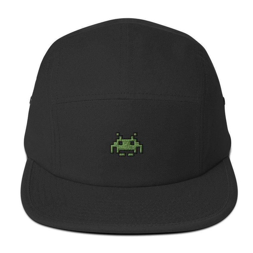 dadrack Camp Hat black space invaders camp hat