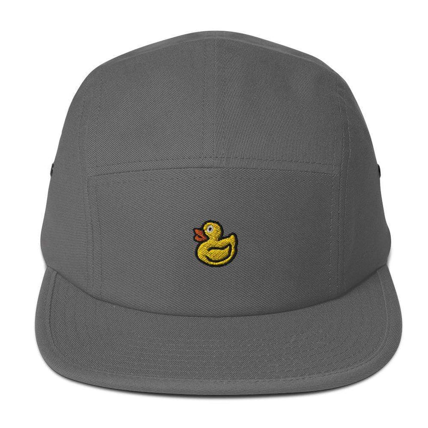dadrack Camp Hat grey rubber ducky camp hat