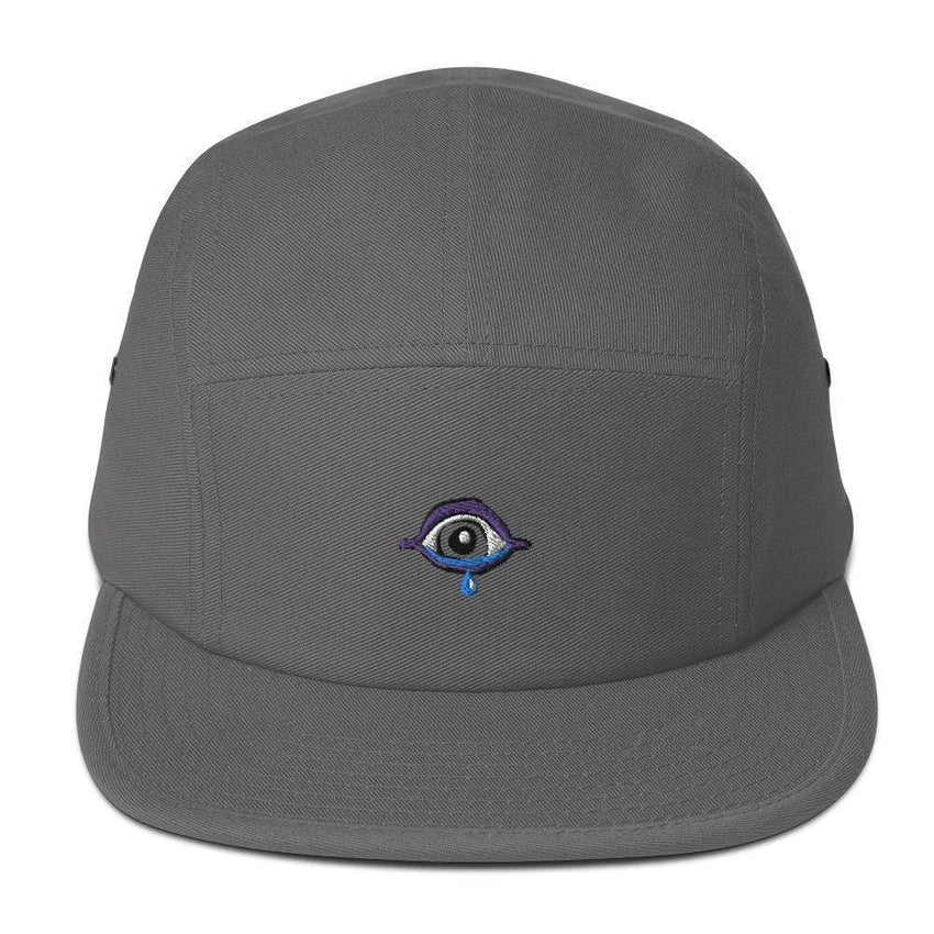 dadrack Camp Hat grey sad cyclops camp hat