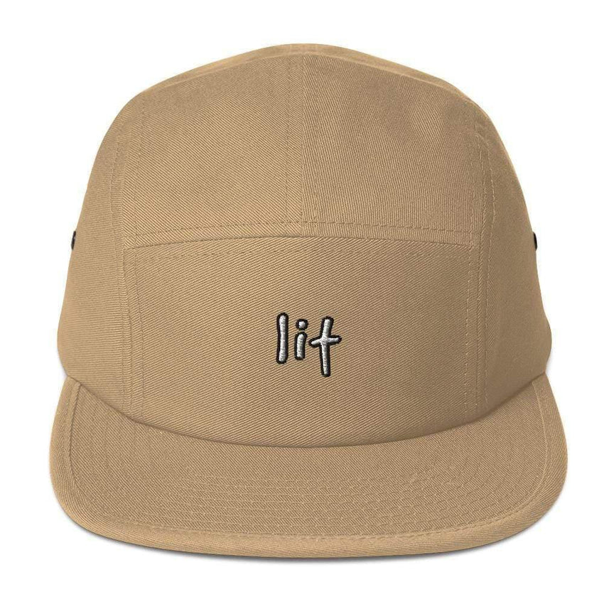 dadrack Camp Hat khaki camp hat - lit
