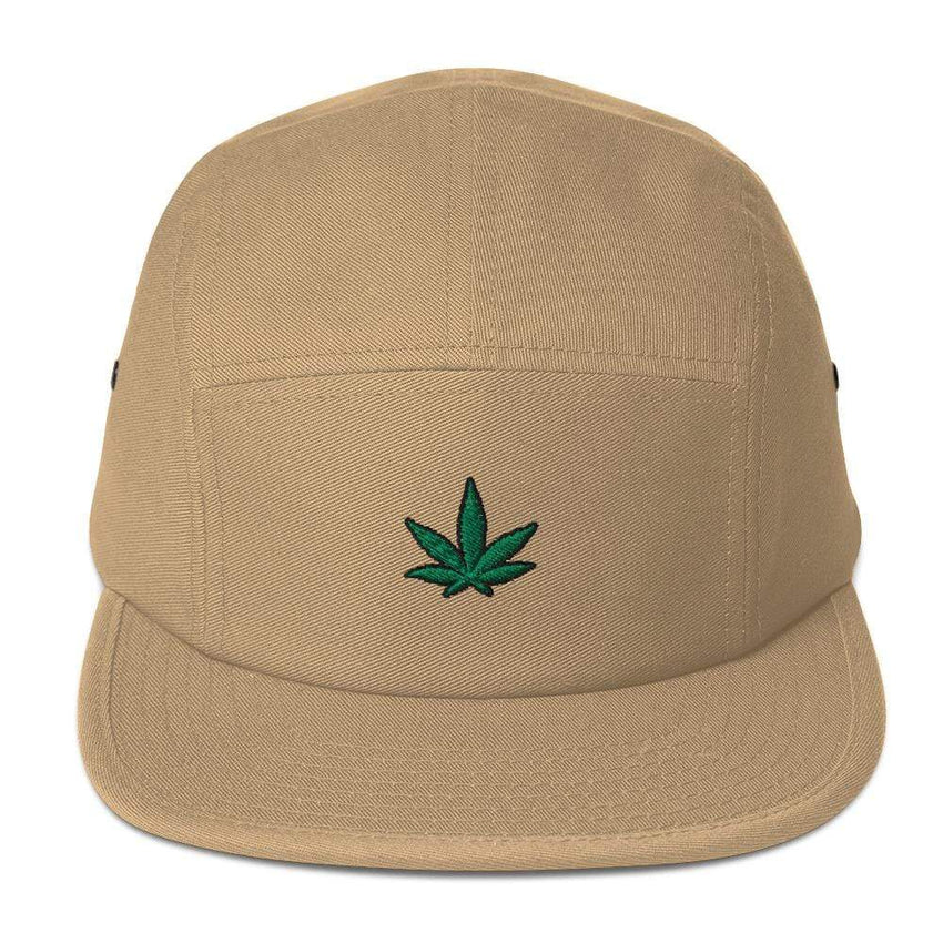 dadrack Camp Hat khaki go green 420 camp hat