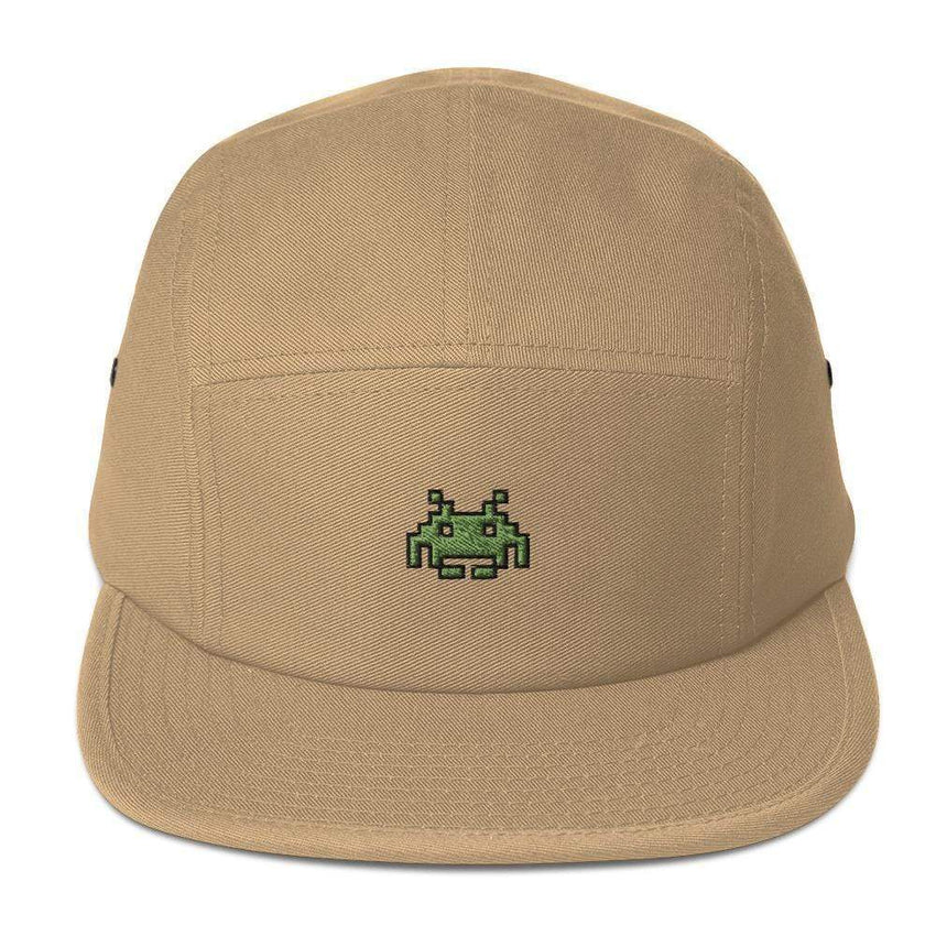 dadrack Camp Hat khaki space invaders camp hat