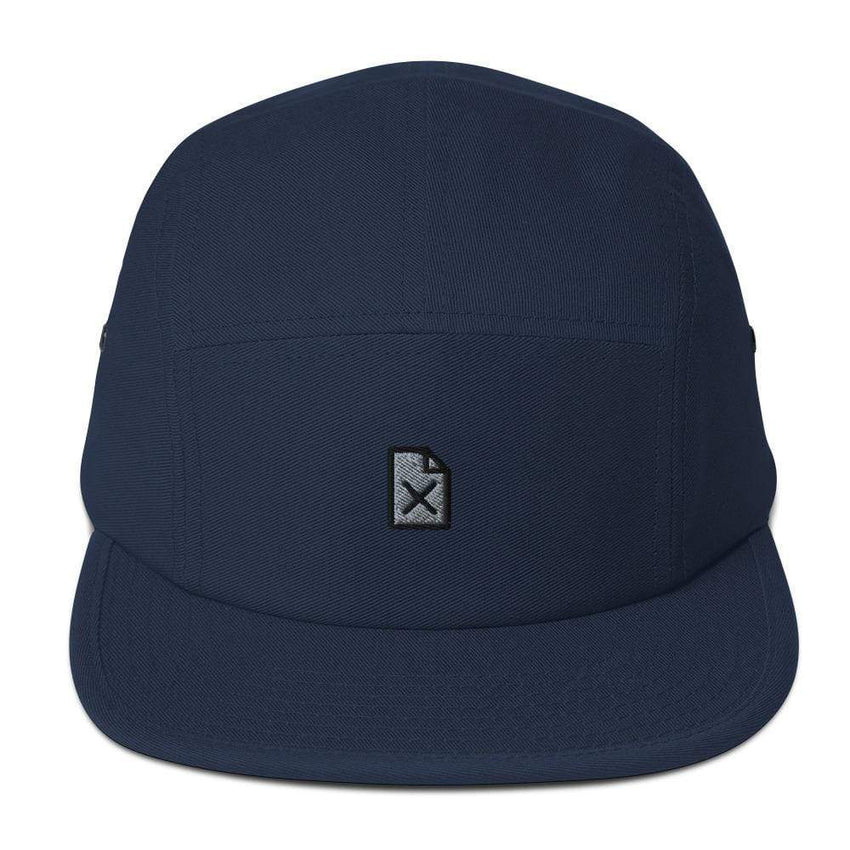 dadrack Camp Hat navy file not found camp hat