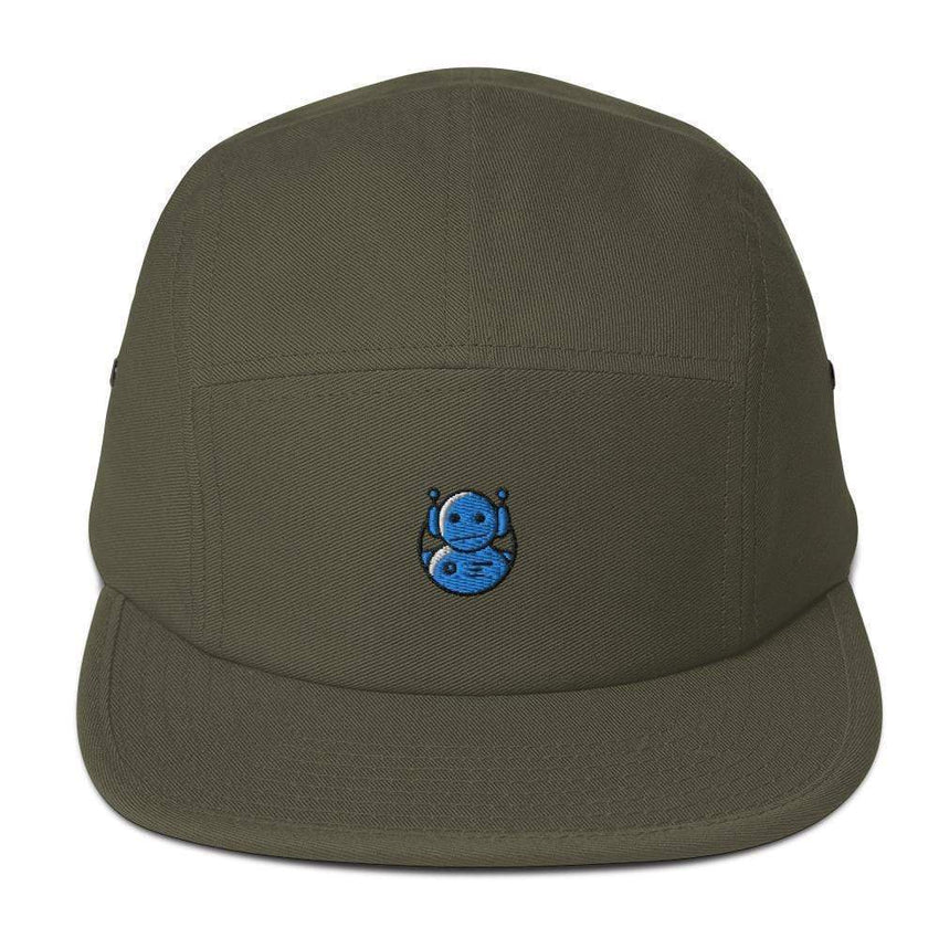 dadrack Camp Hat olive domo arigato mr roboto camp hat