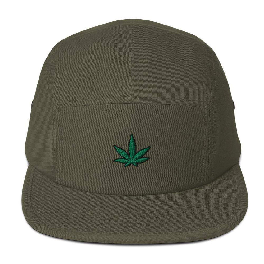 dadrack Camp Hat olive go green 420 camp hat