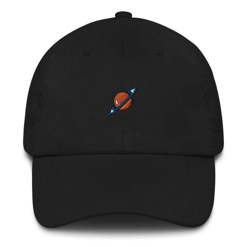 dadrack Dad Hat black dad hat - saturn squad