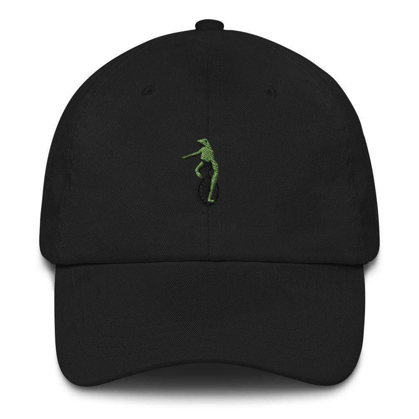 dadrack Dad Hat black here come dat boi dad hat