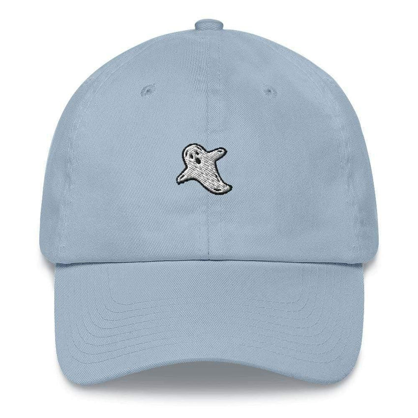 dadrack Dad Hat blue dad hat - a friendly ghost