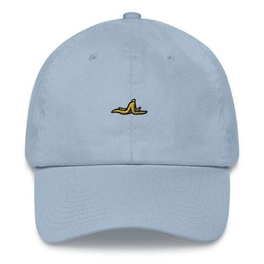 dadrack Dad Hat blue dad hat - banana peel