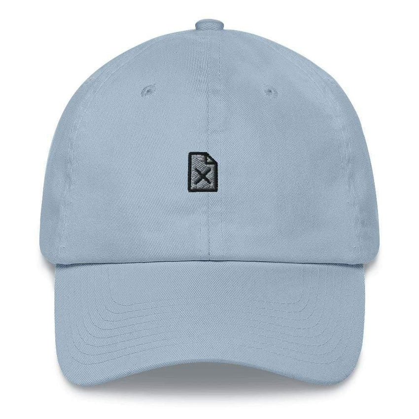 dadrack Dad Hat blue dad hat - file not found