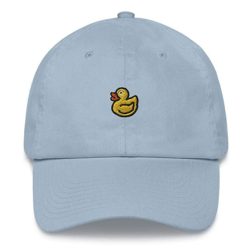 dadrack Dad Hat blue dad hat - rubber ducky