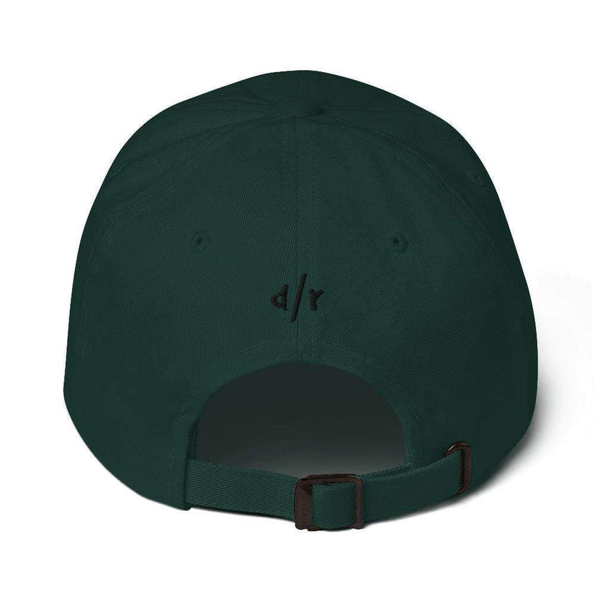 dadrack Dad Hat go green 420 dad hat
