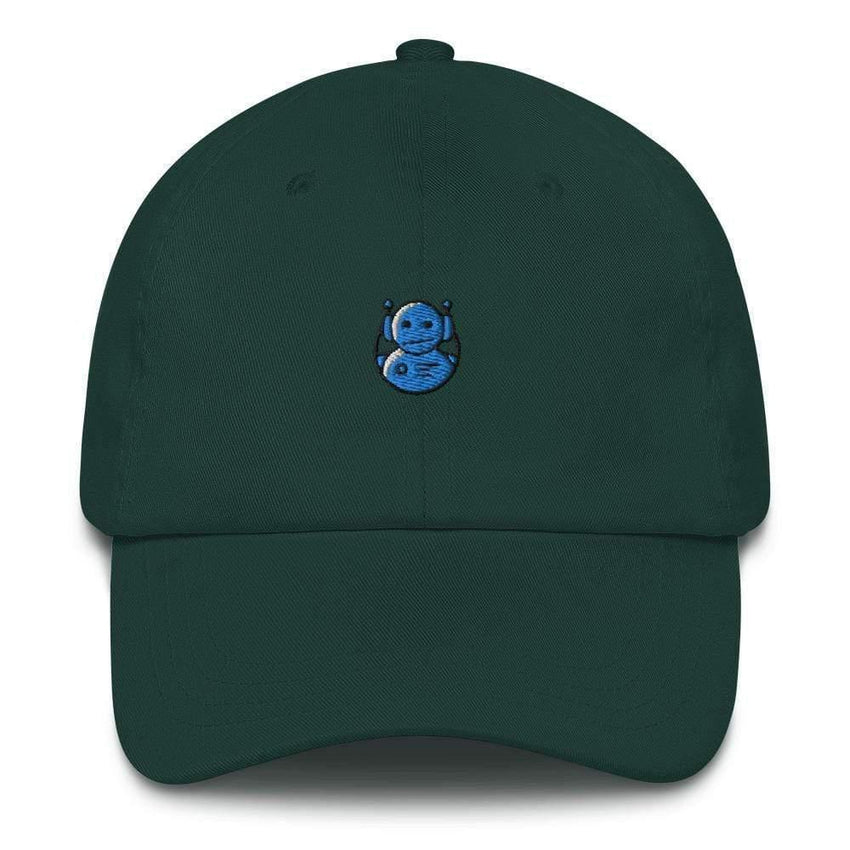dadrack Dad Hat green dad hat - domo arigato mr roboto
