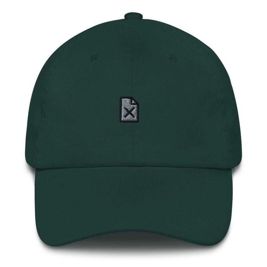 dadrack Dad Hat green dad hat - file not found