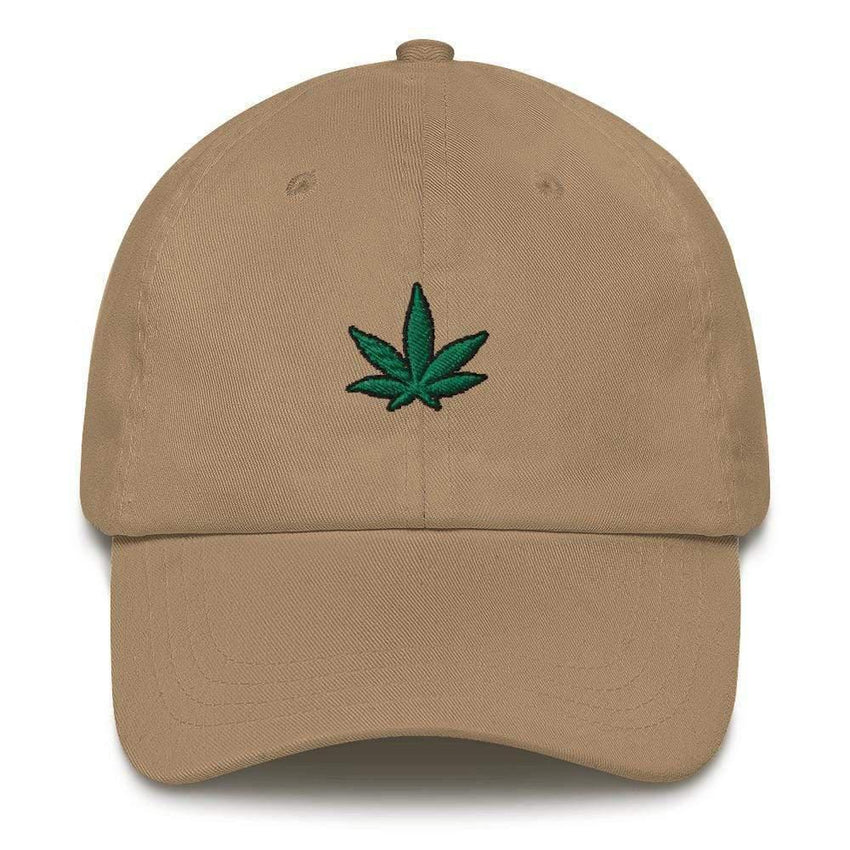 dadrack Dad Hat khaki dad hat - go green 420