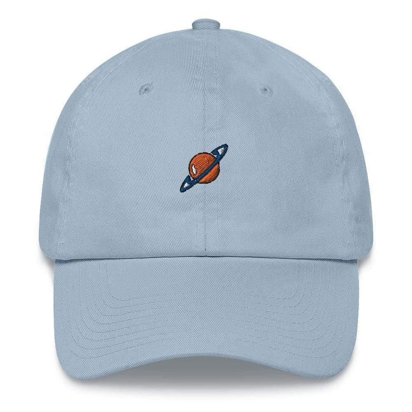 dadrack Dad Hat light blue dad hat - saturn squad