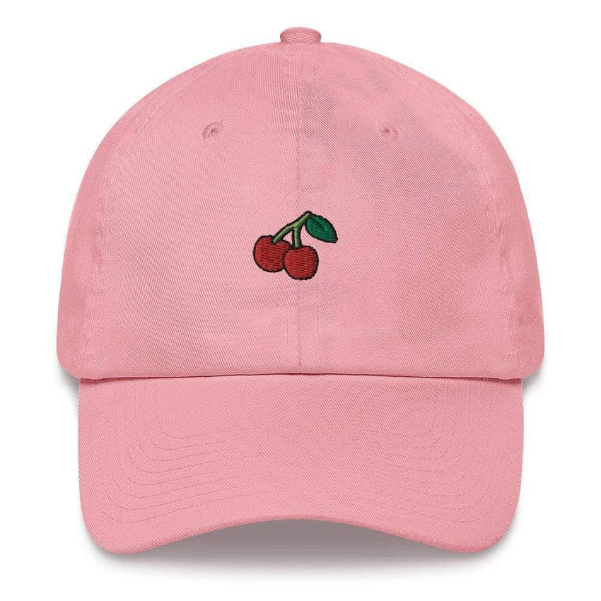dadrack Dad Hat pink dad hat - cherry cherry