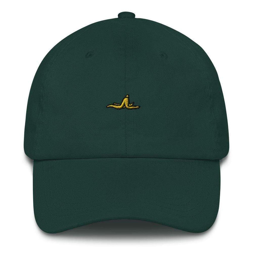 dadrack Dad Hat spruce banana peel dad hat