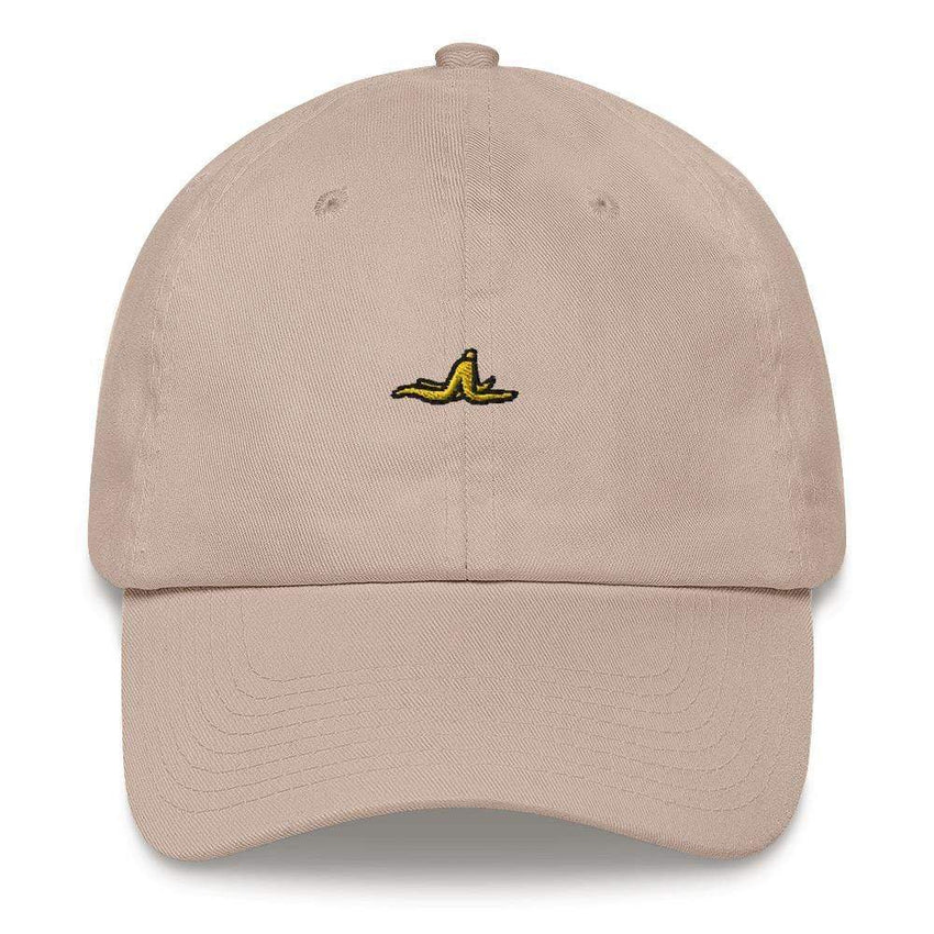 dadrack Dad Hat stone banana peel dad hat