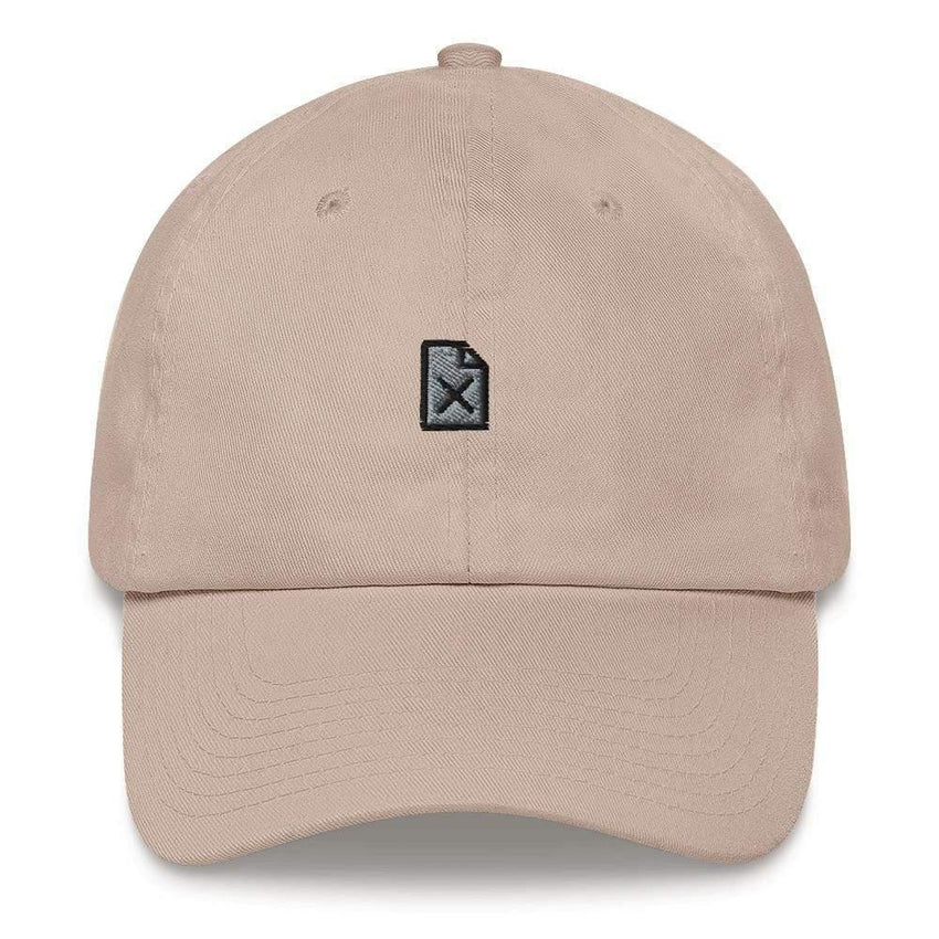 dadrack Dad Hat stone dad hat - file not found