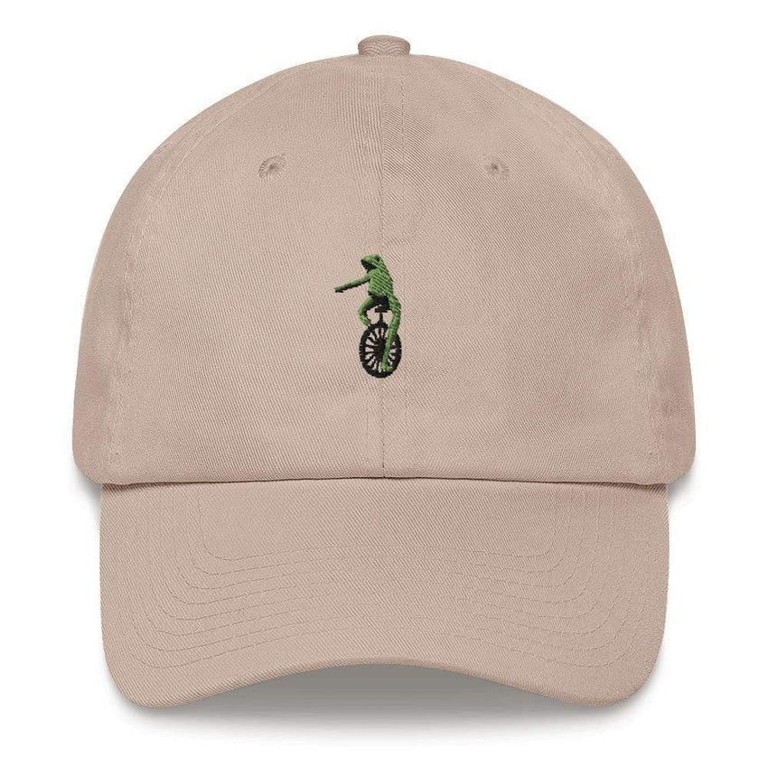 dadrack Dad Hat stone dad hat - here comes dat boi
