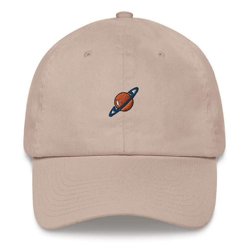 dadrack Dad Hat stone dad hat - saturn squad