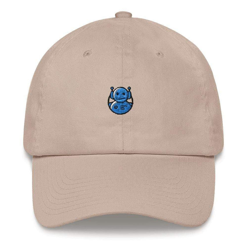 dadrack Dad Hat stone domo arigato mr roboto dad hat