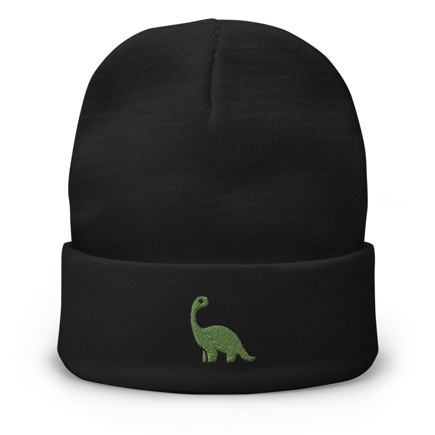 NEW green dinosaur beanie