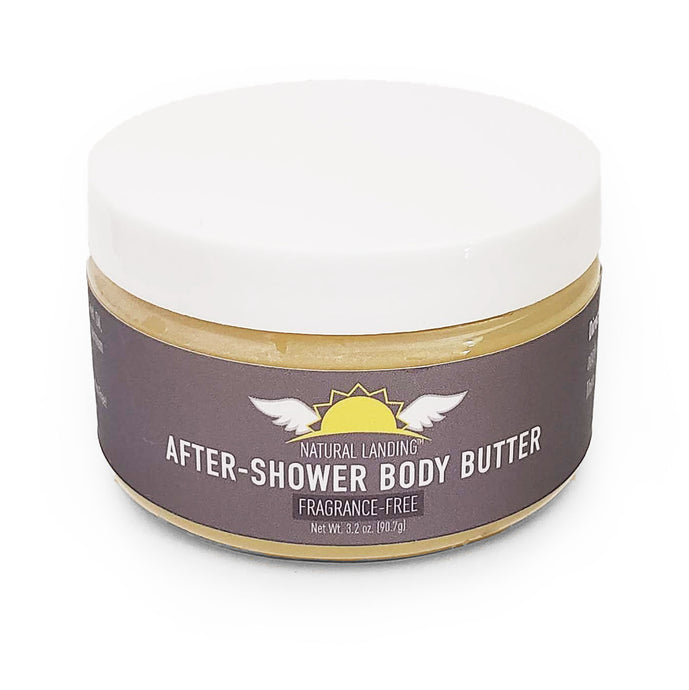 After-Shower Body Butter : Fragrance-Free