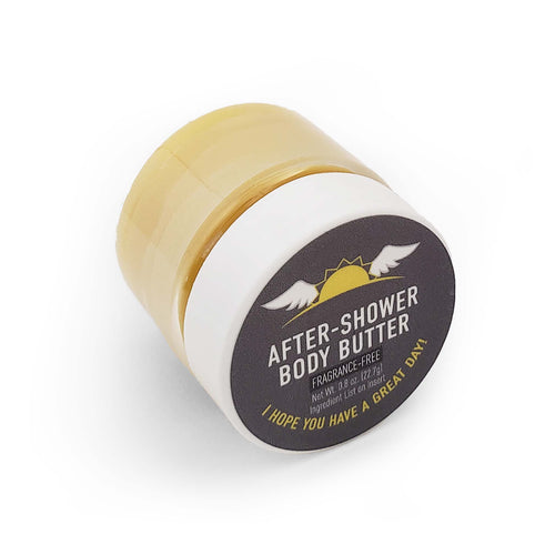 Travel Size After-Shower Body Butter : Fragrance-Free