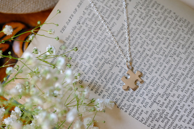 Missing Piece Necklace