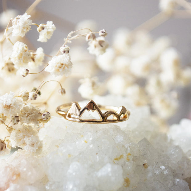 Sacred Mountains Ring