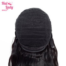 Load image into Gallery viewer, Lace Front Human Hair Wigs Pre Plucked Brazilian Virgin Body Wave Lace Front Hair Wig 150% Density - Halo Lady Hair
