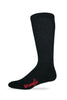 Wrangler Men's Cotton Non-Binding Boot Socks 2 Pair