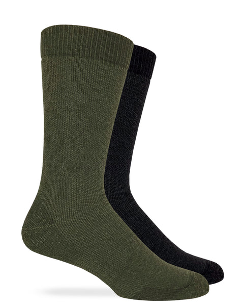 Carolina Ultimate Men's Gradual Compression Merino Wool Hiker Socks 1 Pair