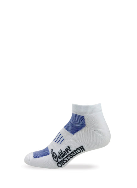 Low Cut Ultimate Vented Performance Sock - 6 Pack