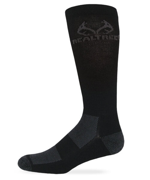Realtree Men's Ultra-Dri Casual Crew Socks 1 Pair