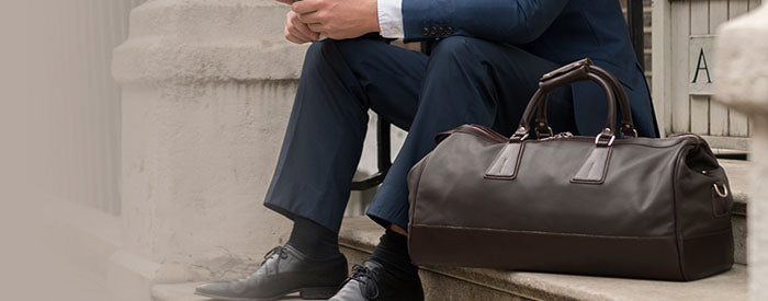 Men: Your Bag Says What Kind Of Man You Are!