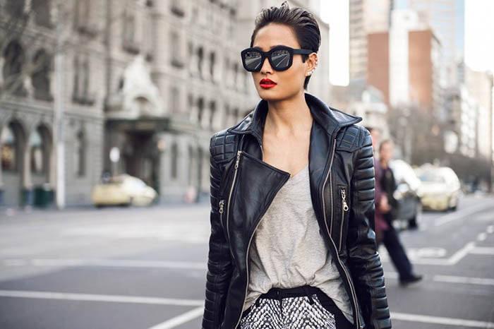 Fashion Tips on Wearing a Black Leather Jacket!