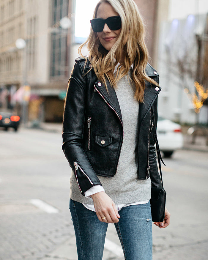 8 Mistakes to Avoid When Buying a Leather Jacket