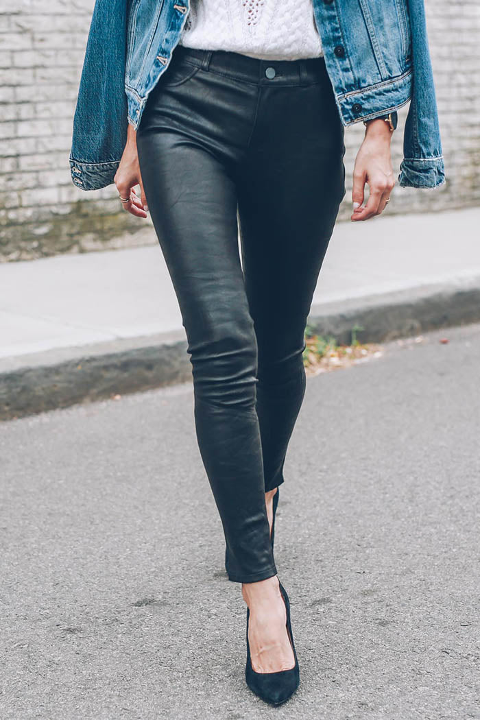 Benefits Of Wearing Leather Pants