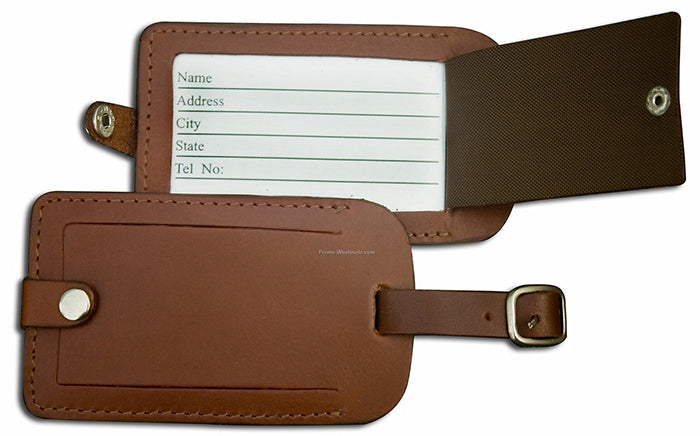 leather tag id